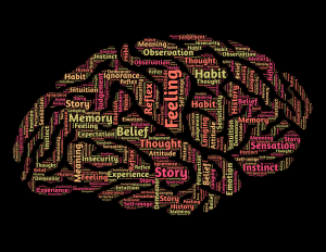 Non-steroidal anti-inflammatory drugs affecting the brain