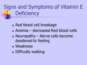 essential vitamins for good health