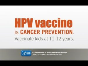 cervical cancer prevention hpv vaccine