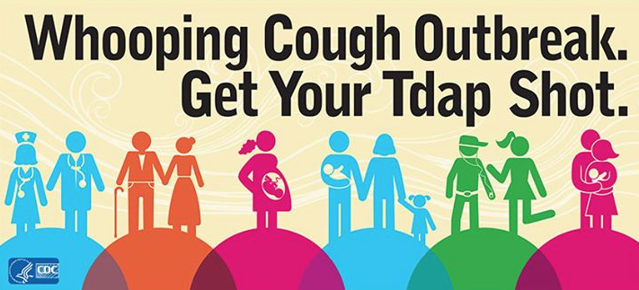 outbreak of whooping cough