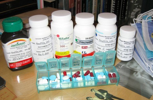 tb treatment drugs