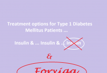dapagliflozin in type 1 diabetes mellitus
