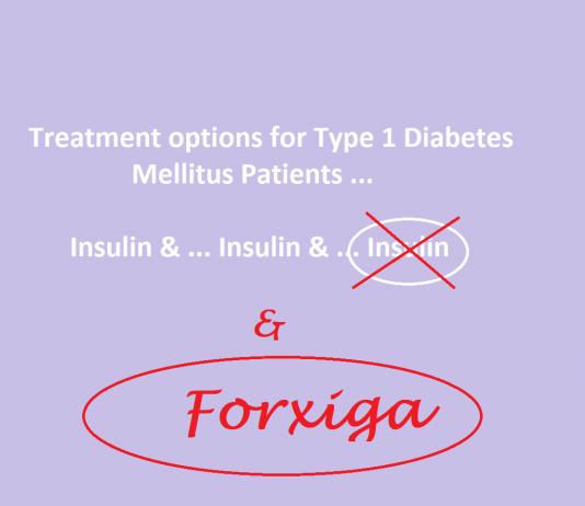 dapagliflozin in type 1 diabetes mellitus