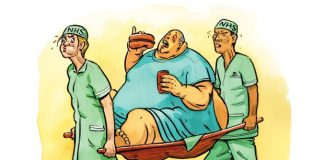 rapid weight gain